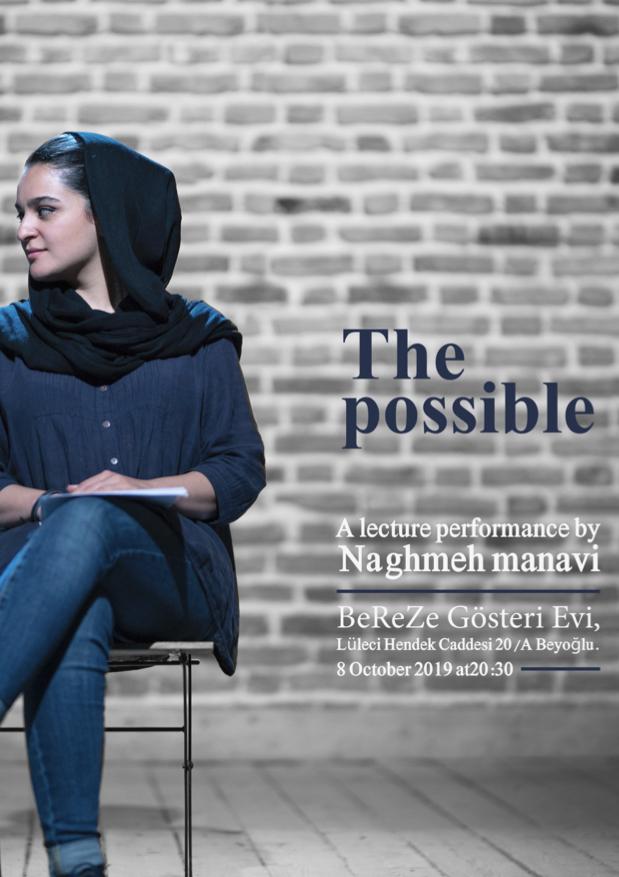 The Possible - Naghmeh Manavi (Iran)